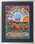 Music Memorabilia:Posters, Grateful Dead - The Other Ones Summer 1998 Concert Poster Designedby Michael Everett (1998)....