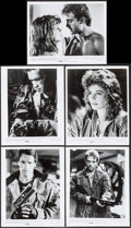 "Movie Posters:Science Fiction, The Terminator (Orion, 1984). Photos (5) (8"" X 10""), ColorTransparency (8"" X 10""), & Color Slides (29) (2"" X 2""). ScienceF... (Total: 35 Items)"