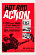 "Movie Posters:Sports, Hot Rod Action (Cinerama Releasing, 1969). One Sheet (27"" X 41""). Sports.. ..."