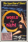 "Movie Posters:Documentary, World by Night (Warner Brothers, 1961). Australian One Sheet (27"" X 40""). Documentary.. ..."