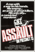 """Movie Posters:Action, Assault on Precinct 13 (Hoyts Distribution, 1979). Australian One Sheet (26.5"""" X 39.25""""). Action.. ..."""