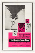 "Movie Posters:Crime, The Thomas Crown Affair (United Artists, 1968). One Sheet (27"" X41""). Crime.. ..."