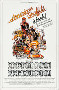 """Movie Posters:Comedy, American Graffiti & Other Lot (Universal, R-1978). One Sheets (2) (27"""" X 41""""). Comedy.. ... (Total: 2 Items)"""