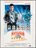 "Movie Posters:Science Fiction, The Adventures of Buckaroo Banzai Across the 8th Dimension (20thCentury Fox, 1984). Poster (30"" X 40""). Science Fiction.. ..."