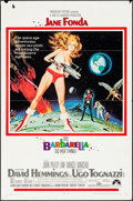 """Movie Posters:Science Fiction, Barbarella (Paramount, 1968). One Sheet (27"""" X 41""""). ScienceFiction.. ..."""