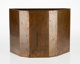 Frank Lloyd Wright (American, 1867-1959) Rare Wastepaper Basket from Price Tower, Bartlesville, Oklahoma, 1953 Cop