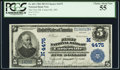 National Bank Notes:Missouri, Carterville, MO - $5 1902 Plain Back Fr. 601 The First NB Ch. #(M)4475. ...