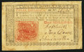 Colonial Notes:New Jersey, New Jersey March 25, 1776 3s Very Fine.. ...