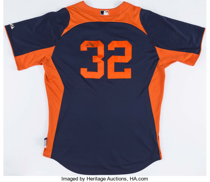 quality design 2bc2e 04232 2011 Don Kelly Team Issued Detroit Tigers Road Batting ...