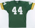 Football Collectibles:Uniforms, 1975-1976 Charlie Hall Game Worn Green Bay Packers Jersey.. ...