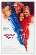 """Movie Posters:Sports, American Flyers & Others Lot (Warner Brothers, 1985). One Sheets (4) (27"""" X 41"""", 27"""" X 40"""" & 26.75"""" X 39.75""""). Sports.. ... (Total: 4 Items)"""