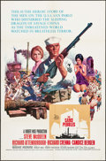 "Movie Posters:War, The Sand Pebbles (20th Century Fox, 1966). One Sheet (27"" X 41"")Howard Terpning Artwork. War.. ..."