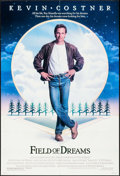 """Movie Posters:Fantasy, Field of Dreams & Other Lot (Universal, 1989). Folded, Overall:Fine/Very Fine. One Sheets (2) (26.75"""" X 39.75"""" & 27"""" X 41"""")...(Total: 2 Items)"""