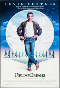 """Field of Dreams & Other Lot (Universal, 1989). One Sheets (2) (26.75"""" X 39.75"""" & 27"""" X 41"""")..."""