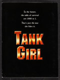"Movie Posters:Action, Tank Girl (United Artists, 1995). Presskit (9"" X 12"") with Photos(3) (8"" X 10""). Action.. ..."