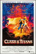 """Movie Posters:Fantasy, Clash of the Titans & Other Lot (MGM, 1981). Folded, Overall:Fine/Very Fine. One Sheets (2) (27"""" X 41""""). Greg & TimHildebr... (Total: 2 Items)"""