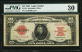 Large Size:Legal Tender Notes, Fr. 123 $10 1923 Legal Tender PMG Very Fine 30.