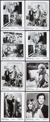 """Mr. Mom & Other Lot (20th Century Fox, 1983). Photos (47) (Approximately 8"""" X 10"""") & Color Sli..."""