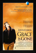 """Movie Posters:Drama, Grace is Gone & Other Lot (Weinstein, 2007). Rolled, Overall: Very Fine-. Autographed One Sheets (2) & One Sheet (27""""..."""