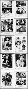 """Movie Posters:James Bond, GoldenEye (United Artists, 1995). Presskit (9"""" X 12"""") with Photos (14) (8"""" X 10""""), Color Slide Set of 14 (4) (2"""" X 2""""), & Ad... (Total: 74 Items)"""