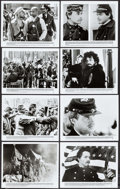 "Glory & Other Lot (Tri-Star, 1989). Very Fine+ Photos (39) (8"" X 10"") & Color Slides (12) (2"" X 2..."