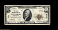 National Bank Notes:Pennsylvania, Gettysburg, PA - $10 1929 Ty. 2 The First NB Ch. # 311 A wellcentered Very Fine from this strongly collected bank...