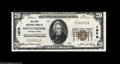 National Bank Notes:Pennsylvania, Honeybrook, PA - $20 1929 Ty. 1 The First NB Ch. # 1676 Our FUN2005 auction included an EF-AU of this type and denomi...