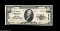 National Bank Notes:Pennsylvania, Lititz, PA - $10 1929 Ty. 2 The Farmers NB Ch. # 5773 A nice Very Fine from Lancaster County....