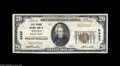 National Bank Notes:Pennsylvania, Lititz, PA - $20 1929 Ty. 1 Lititz Springs NB Ch. # 9422 A challenging institution located in the heart of Lancaster C...