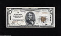 National Bank Notes:Pennsylvania, McKeesport, PA - $5 1929 Ty. 2 The NB of McKeesport Ch. # 4625 Aperfectly centered example bearing serial number A0000...