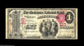 National Bank Notes:Pennsylvania, Philadelphia, PA - $1 1875 Fr. 385 The Mechanics NB Ch. # 610 Aninteresting Philadelphia bank where 1875 First Charter...