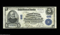 National Bank Notes:Pennsylvania, Pittsburgh, PA - $5, $10 (2) 1902 Plain Backs Fr. 598, 624 TheFarmers Deposit NB Ch. # 685 Three pieces, all Plain Bac... (3notes)