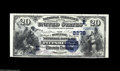 National Bank Notes:Pennsylvania, Pittsburgh, PA - $20 1882 Date Back Fr. 552 The Duquesne NB Ch. #(E)2278 There is a light center fold, but no evidence...