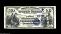 National Bank Notes:Pennsylvania, Pittsburgh, PA - $20 1882 Date Back Fr. 552 The Duquesne NB Ch. #(E)2278 A circulated example which makes an excellent...