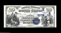 National Bank Notes:Pennsylvania, Pittsburgh, PA - $20 1882 Date Back Fr. 552 The Duquesne NB Ch. #(E)2278 One of a group of these scarce type notes off...