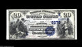 National Bank Notes:Pennsylvania, Pittsburgh, PA - $20 1882 Date Back Fr. 552 The Duquesne NB Ch. #(E)2278 The bottom margin is a bit close, but the ori...