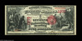 National Bank Notes:Pennsylvania, Reading, PA - $5 1875 Fr. 405 The Keystone NB Ch. # 1875 A gorgeousnote bearing a great Pennsylvania title. It also be...