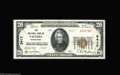 National Bank Notes:Washington, Tacoma, WA - $20 1929 Ty. 2 The NB of Tacoma Ch. # 3417 An especially attractive Very Fine-Extremely Fine from the ...