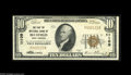 National Bank Notes:West Virginia, Bluefield, WV - $10 1929 Ty. 1 The Bluefield NB Ch. # 11109 About as nice a note as we've ever seen from this intriguin...
