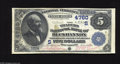 National Bank Notes:West Virginia, Buckhannon, WV - $5 1882 Date Back Fr. 533 The Traders NB Ch. #(S)4760 There are only two Second Charter notes in the ...