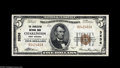 National Bank Notes:West Virginia, Charleston, WV - $5 1929 Ty. 1 The Charleston NB Ch. # 3236 Thiscrackling fresh Choice About Uncirculated note is ...