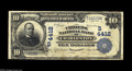 National Bank Notes:West Virginia, Charleston, WV - $10 1902 Date Back Fr. 619 The Citizens NB Ch. #4412 The published census from here stand at seven l...