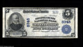 National Bank Notes:West Virginia, Fayetteville, WV - $5 1902 Plain Back Fr. 600 The Fayette County NBCh. # 8345 An extremely rare bank, with the Kelly c...