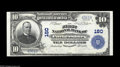 National Bank Notes:West Virginia, Parkersburg, WV - $10 1902 Plain Back Fr. 624 The First NB Ch. #180 From time to time we muse that there should be a ...