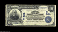 National Bank Notes:West Virginia, Parkersburg, WV - $10 1902 Date Back Fr. 616 The Second NB Ch.#(S)864 Although this bank was chartered in 1865 and is...
