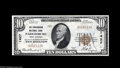 National Bank Notes:West Virginia, Parkersburg, WV - $10 1929 Ty. 1 The Parkersburg NB Ch. # 1427 Thisfresh Choice Crisp Uncirculated note would easi...
