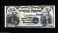 National Bank Notes:West Virginia, Parkersburg, WV - $20 1882 Date Back Fr. 555 The Farmers &Mechanics NB Ch. # (S)5320 A very scarce Parkersburg bank wh...