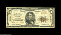 National Bank Notes:West Virginia, Salem, WV - $5 1929 Ty. 2 The First NB Ch. # 7250 A tough note fromthe only bank to issue in this small community. ...