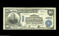 National Bank Notes:Mixed, Colorado and Wisconsin Nationals Milwaukee, WI - $10 1902 PlainBack Fr. 632 NB of Commerce Ch. # 6853 Fine Denver, CO - $... (3notes)