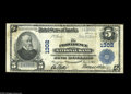 National Bank Notes:Mixed, A Trio of Nationals from Mixed States Providence, RI -$5 1902 PlainBack Fr. 598 Providence NB Ch. # 1302 Fine St. Louis,... (3 notes)